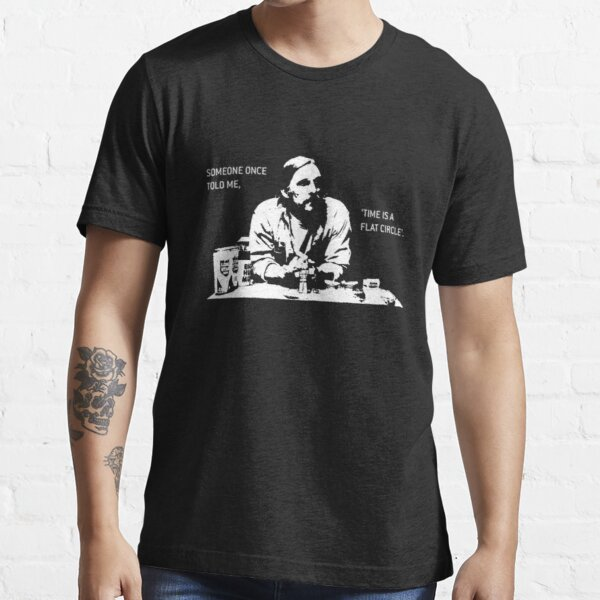 Time is a Flat Circle Essential T-Shirt