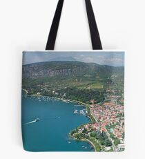 Lake Garda Tote Bag