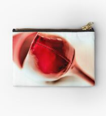 Red Hot Resting Studio Pouch