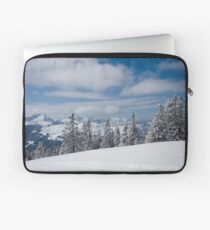 Austrian snow Laptop Sleeve
