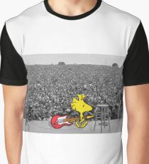 Woodstock at Woodstock Graphic T-Shirt