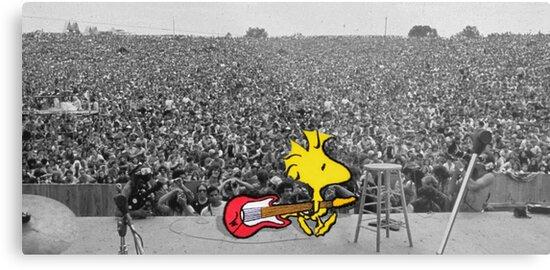 «Woodstock en Woodstock» de Spannaway