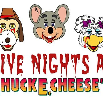 Five Nights at Chucky's by JoyCook