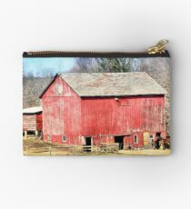 My First Red Barn Studio Pouch