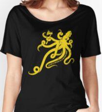 Asha Kraken Women's Relaxed Fit T-Shirt
