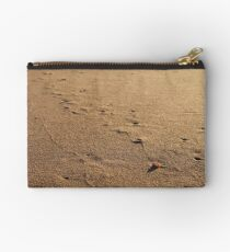 Tracks in the Sand Studio Pouch