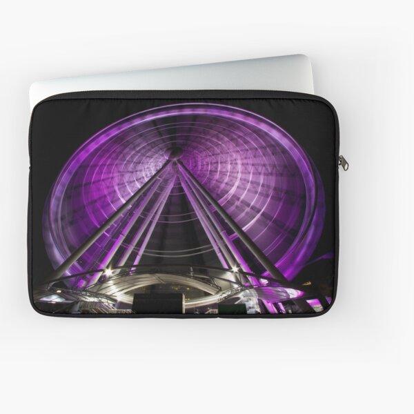 The Brisbane Wheel Laptop Sleeve