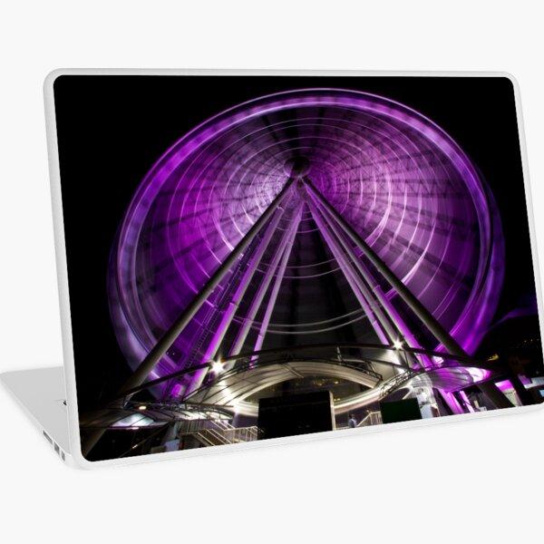 The Brisbane Wheel Laptop Skin