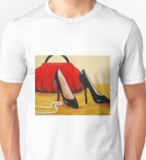 Purse, Pumps, and Pearls T-Shirt