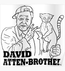 David Atten-Brother Poster