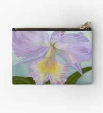 Cattelaya Orchid Studio Pouch
