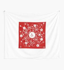 Medicine the scheme Wall Tapestry