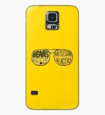 Funda/vinilo para Samsung Galaxy osos, remolachas, battlestar galactica