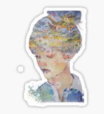 Mashup Watercolor Sticker