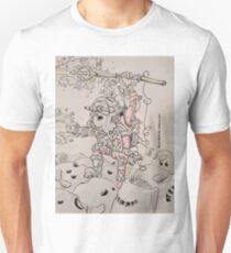 S.A.N.T.A. Trooper Unisex T-Shirt