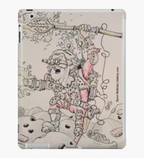 S.A.N.T.A. Trooper iPad Case/Skin
