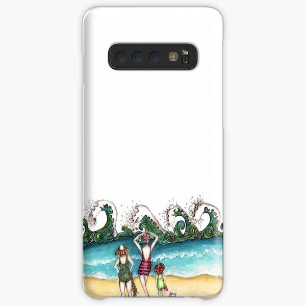 Surf's up Samsung Galaxy Snap Case