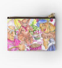 The Picnic Basket Studio Pouch