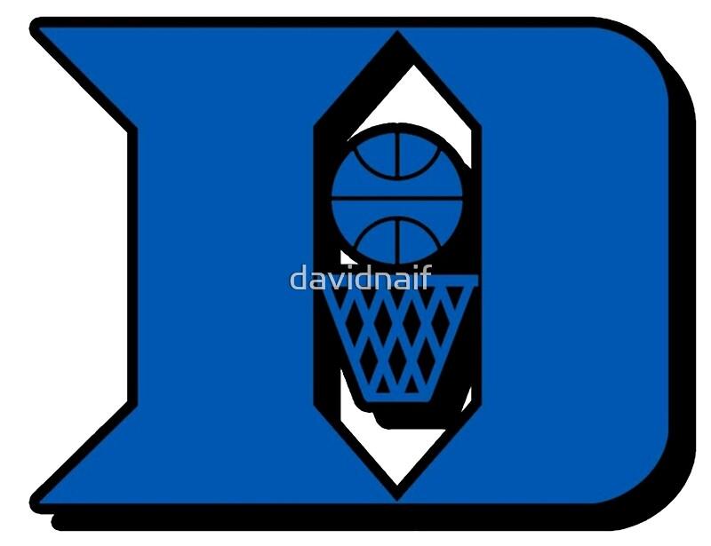 Duke Logo Art Prints By Davidnaif Redbubble