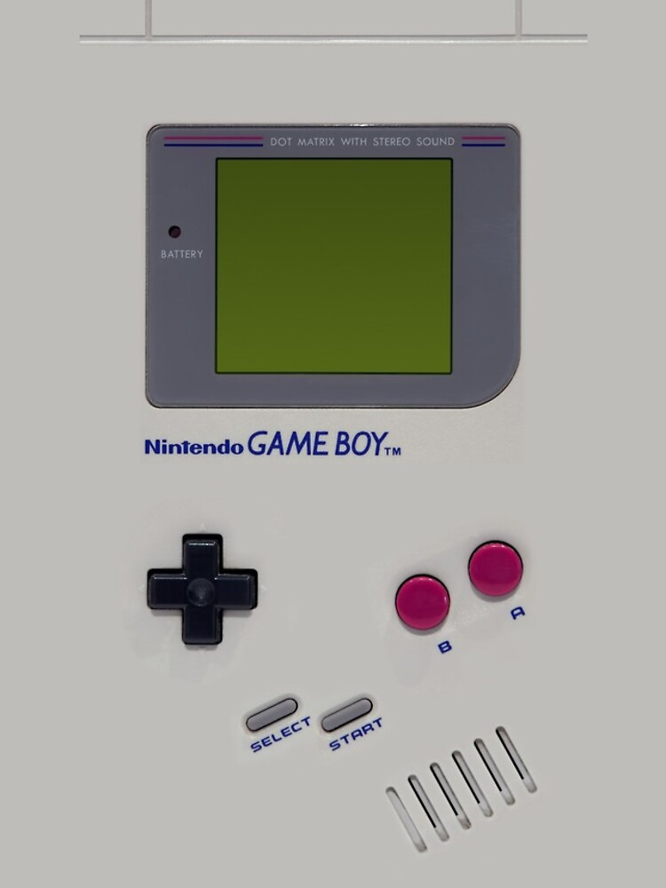 Nintendo Gameboy Pocket Classic Phone Case by bubblywums