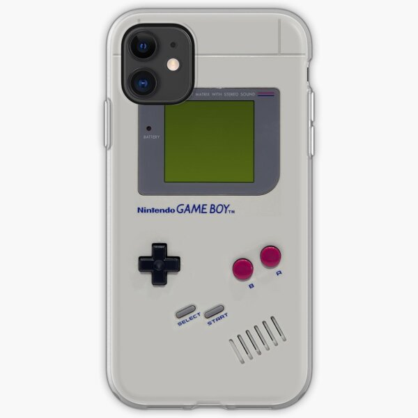 Nintendo Gameboy Pocket Classic Phone Case iPhone Soft Case