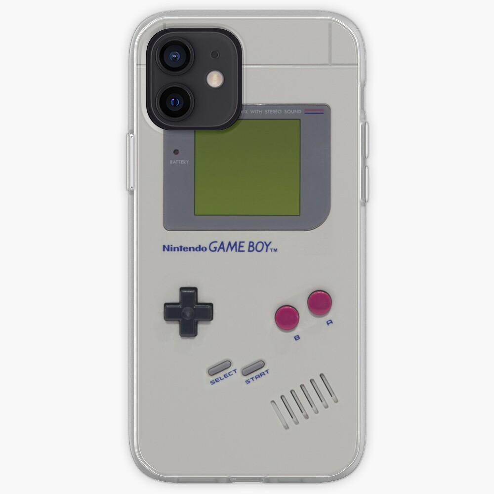 Nintendo Gameboy Pocket Classic Phone Case iPhone Case