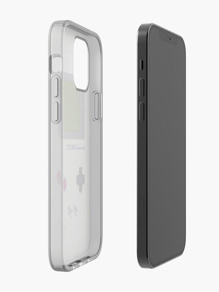 Alternate view of Nintendo Gameboy Pocket Classic Phone Case iPhone Case