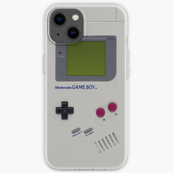 Nintendo Gameboy Pocket Classic Phone Case iPhone Soft Case