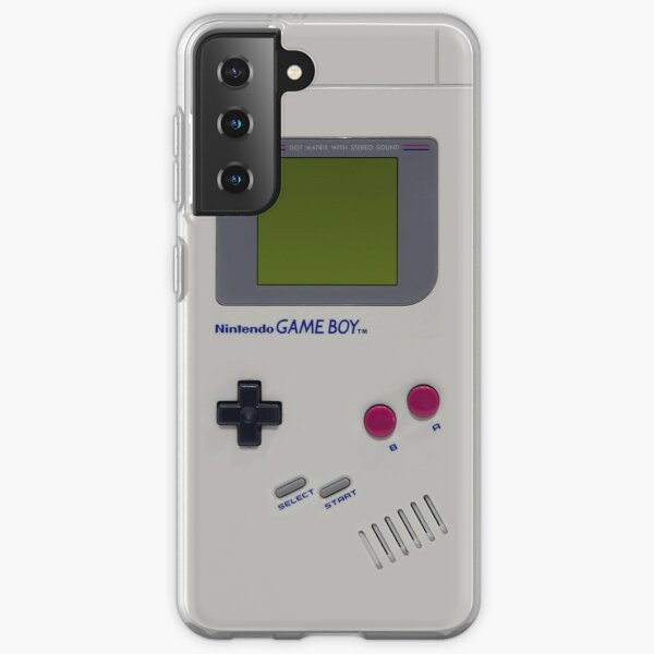 Nintendo Gameboy Pocket Classic Phone Case Samsung Galaxy Soft Case