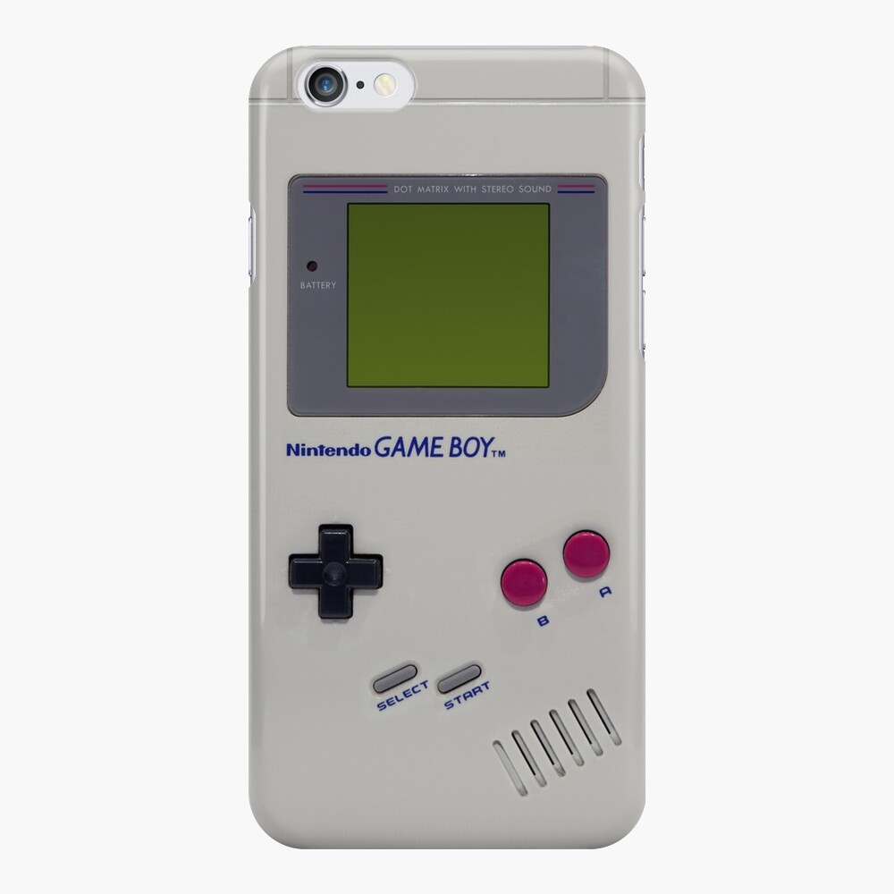 Nintendo Gameboy Pocket Classic Phone Case iPhone Case & Cover