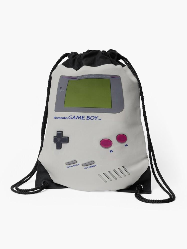 Nintendo Gameboy Pocket Classic Phone Case   Drawstring Bag