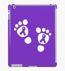 World Prematurity Day - Baby Feet iPad Case/Skin