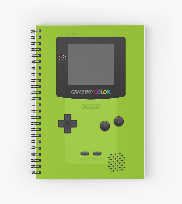 Green Nintendo Gameboy Color\