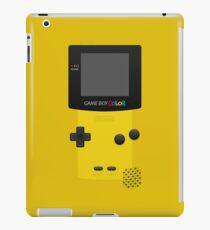 Vinilo o funda para iPad Color amarillo de Nintendo Gameboy