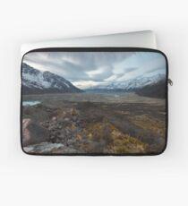 Tasman Glacier Laptop Sleeve