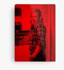 Chelsea Handler - Celebrity Metal Print