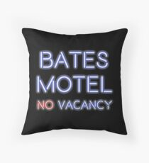 No Vacancy Here Throw Pillow
