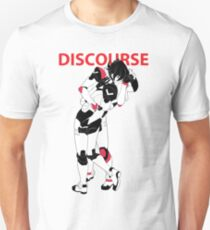 Red Discourse T-Shirt