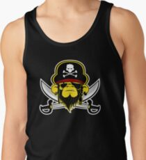 Pirate of The Monkeybean Tank Top