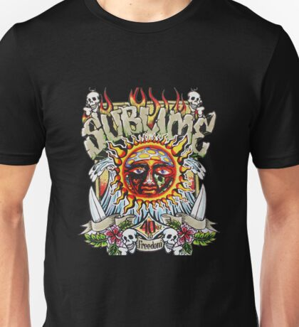 SUBLIME FREEDOM Unisex T-Shirt