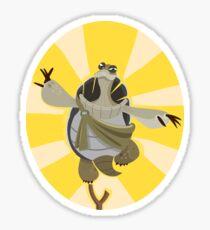 Master Oogway - Kung Fu Panda Sticker