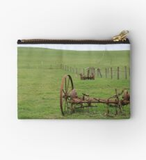 In the Meadow on a Cliff Studio Pouch