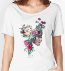 SKULL VII Women's Relaxed Fit T-Shirt