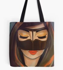 Burqa Beauty Tote Bag