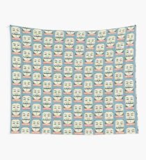 Mr. Anonymity Wall Tapestry