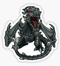 Chibi Dragon Sticker