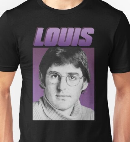 louis theroux 90s face Unisex T-Shirt