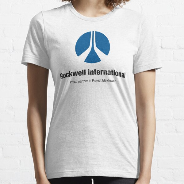 Rockwell International (Aged look) Essential T-Shirt