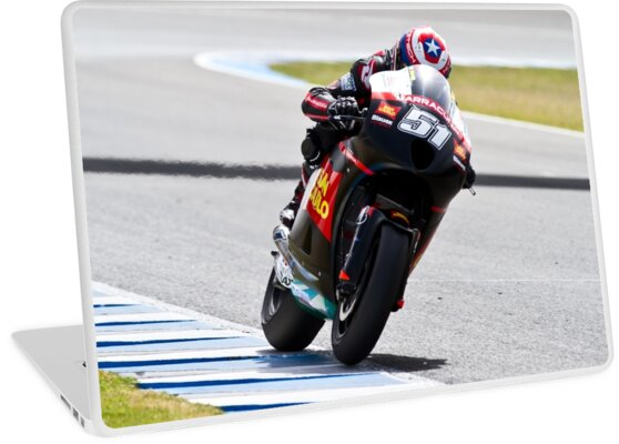 Michel Pirro in Jerez 2012 by corsefoto
