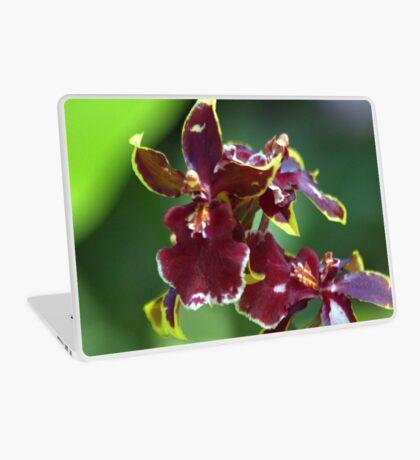 Oncidium Orchid  Laptop Skin